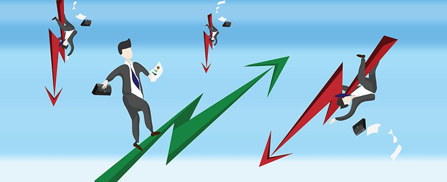 Co se stane s pravidelnou investicí, když trhy náhle poklesnou