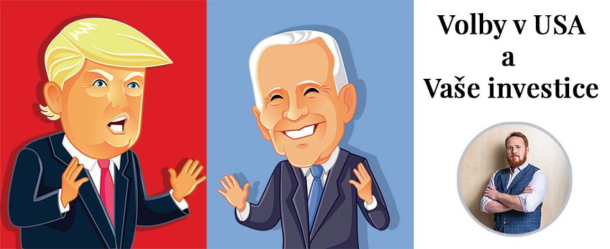 Jak ovlivní volba prezidenta v USA Vaše investice?